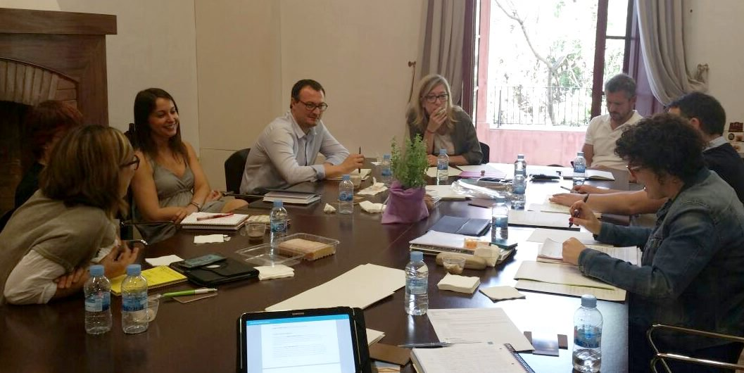 Equip de govern de l'Ajuntament de Vilanova i la Geltrú