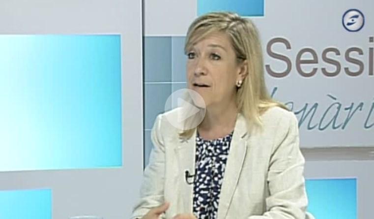 Entrevista al Sessió Plenària, de Canal Blau